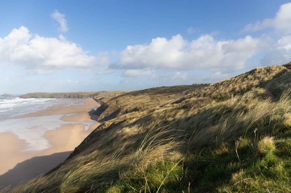Penhale Dunes by Ellie Chidgey